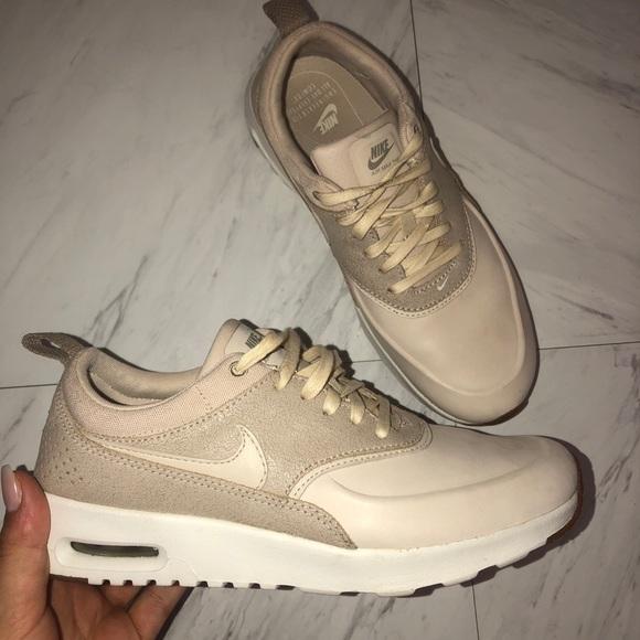 Nike Air Max Thea — Tan